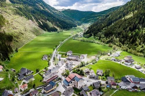 Sehr schöne Maisonettenwohnung im idyllischen Bergdorf!