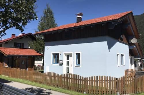 Schönes Einfamilienhaus in der Tiroler Zugspitzarena