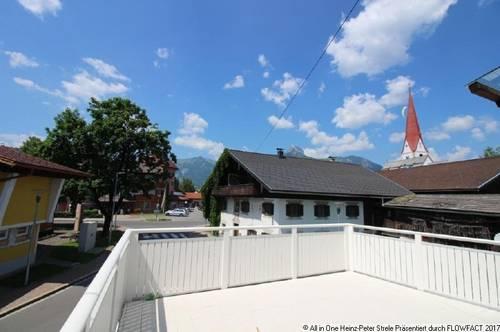 Schöne Mietwohnung mit großzügiger Terrasse