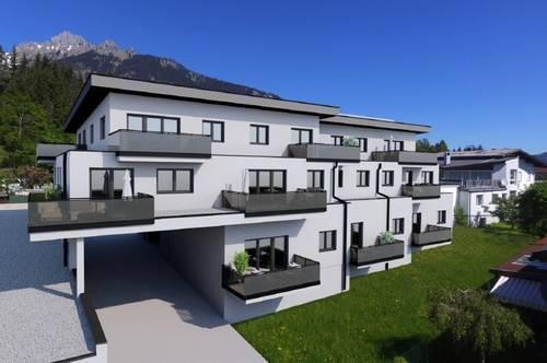 Schlosskopfblick - Penthousewohnung in Grenznähe zu Deutschland