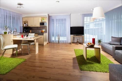 Apartment mit 1 Schlafzimmer im Erdgeschoß