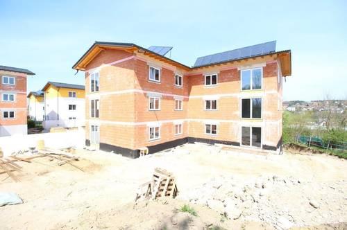Mietkauf oder Eigentum? Sie entscheiden! Dachgeschoßwohnung im Herzen von Lambach (97 m² inkl. Loggia)