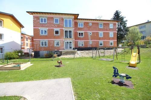 Helle Dachgeschoßwohnung im Herzen Lambachs (98,6 m² inkl. Loggia)