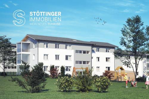 Tolle Eigentumswohnung im Herzen Lambachs (98,6 m² inkl. Loggia)