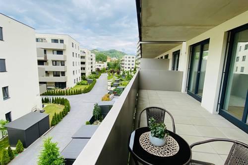 Wunderschöne 3 Zimmer Wohnung - Südlicher Terrassenbalkon