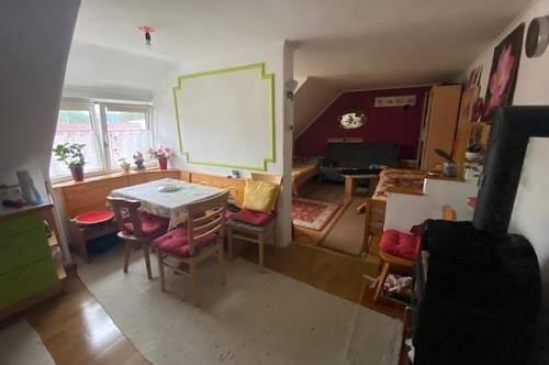 Günstige 2 Zimmerwohnung mit Gartenbnützung