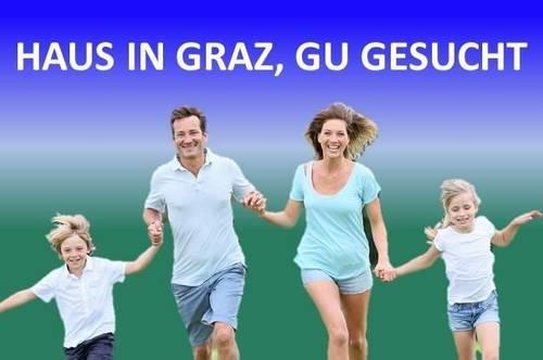 Suche ein Einfamilienhaus am Stadtrand von Graz zu kaufen !