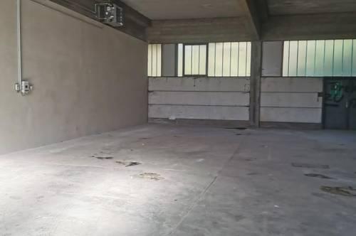 Lagerhalle in Ternitz-Pottschach zu vermieten!