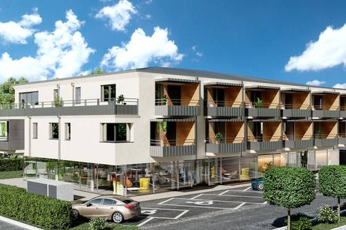 Neubau 2 Zimmer Wohnungen zur Vermietung