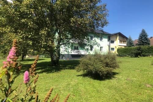 Gartentraum - hochwertig renovierte Wohnung wenige Minuten von Klagenfurt entfernt.