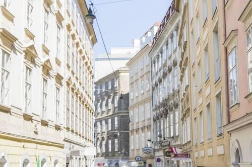 LAGERFLÄCHE in der Sonnenfelsgasse 1010 Wien zu vermieten!
