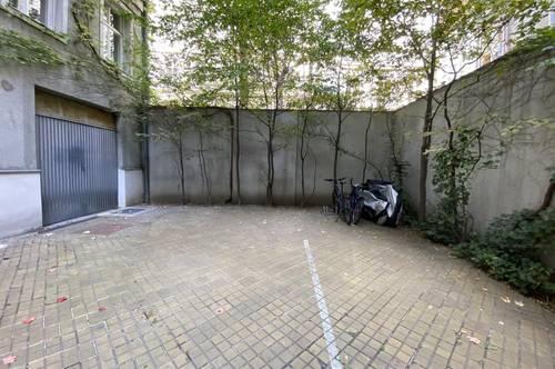 Garagenstellplatz nähe Schwarzenbergplatz