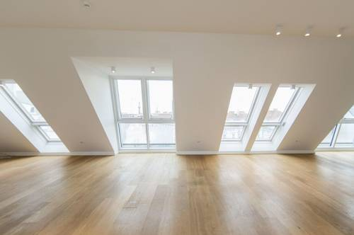 TOP ATTRAKTIVE Dachgeschosswohnung mit wunderschönem Blick auf die Volksoper inklusive Terrasse!