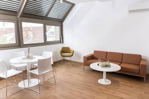 3 Zimmer Mietwohnung mit Klimaanlage und Vollmöblierung, ALL IN MIETE!
