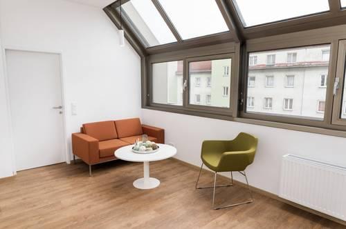 Allein oder zu zweit, 43 m² 2-Zimmer-Wohnung, PROVISIONSFREI