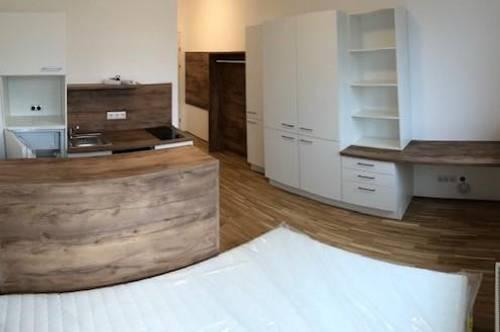 Möbliertes und klimatisiertes Studentenzimmer | Erstbezug | All-In Miete |
