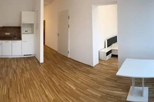 Möblierte und klimatisierte 1,5 Zimmerwohnung | Erstbezug | All-In Miete |