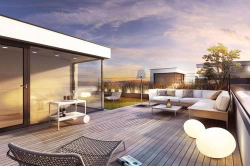 Provisionsfreie 3 Zimmerwohnung mit Dachterrasse | TOP C 301