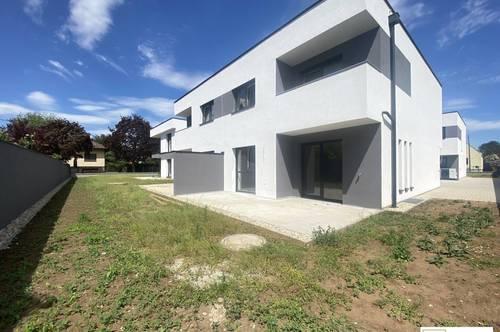 Moderne Doppelhaushälfte mit exklusiver Ausstattung in begehrter Lage in Strasshof