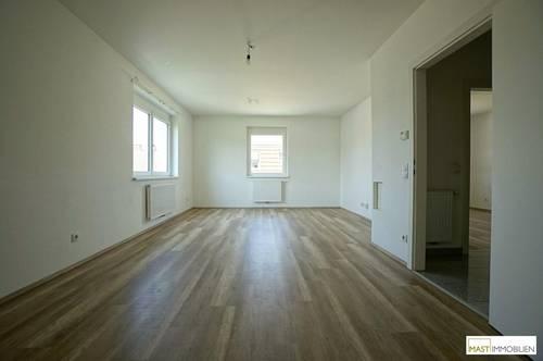 2 Zimmer Wohnung mit optimaler Raumaufteilung & Einbauküche direkt in Korneuburg - Nähe Wien !