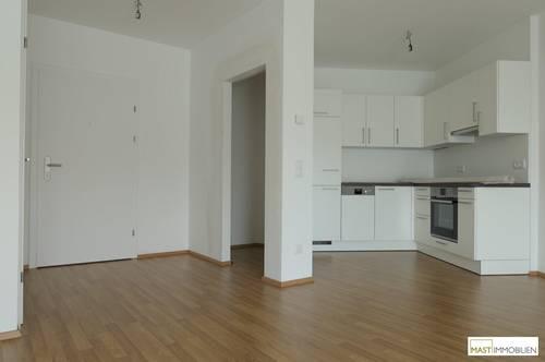 Optimale Single-/Pärchen 2 Zimmer Balkon Wohnung inkl. EWE Küche direkt in Spillern - Nähe Korneuburg/Stockerau.