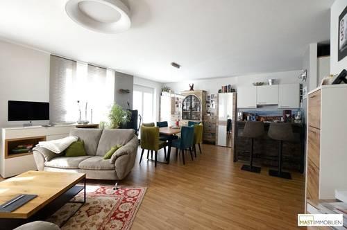 Perfekt aufgeteilte 2 Zimmer Wohnung in SW Ausrichtung inkl. EWE Küche direkt in Spillern