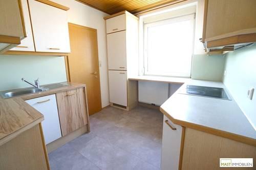 Optimal aufgeteilte 2 - Zimmer Wohnung inkl. KÜCHE direkt in Bruck an der Leitha - Neues Bad
