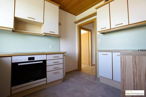 Optimal aufgeteilte 2 - Zimmer Wohnung inkl. KÜCHE & modernen Bad direkt in Bruck an der Leitha - ab sofort verfügbar.