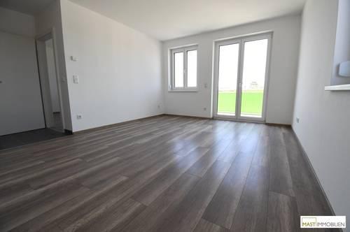 """Wohnen im Grünen - Beeindruckend modernes Neubauprojekt inkl. EWE Küche - """"Garten + Terrasse bzw. Balkon"""" - ab 01.04.2022 !!!"""