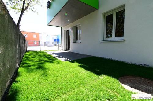 Auf der Suche nach einer neuen 3 Zimmer Gartenwohnung in Ruhelage? - inkl. EWE Küche & Stellplatz direkt in Pixendorf