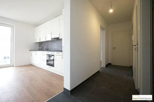 3 Zimmer Gartenwohnung inkl. EWE Küche & PKW Stellplatz direkt in Pixendorf