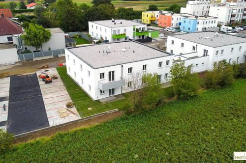 Garten WHG in Top Lage direkt in Michelhausen - inkl. EWE Küche & PKW Stellplatz