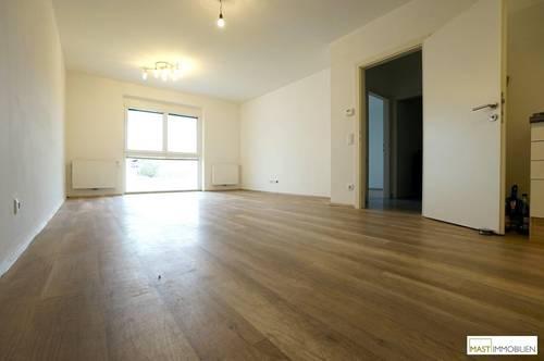 Balkon Wohnung in Korneuburg inkl. Küche & optionalen Stellplatz in der Garage