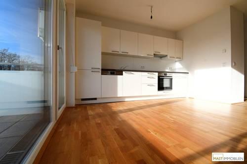 Sonnige 3 Zimmer Wohnung inkl. EWE Küche im Neubau (2019) in Spillern - Top Ausstattung