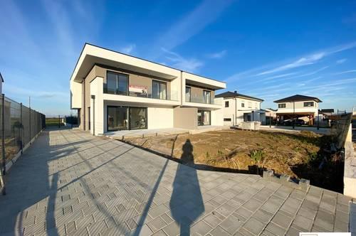 Exklusive Doppelhaushälfte mit großzügigen Nutzflächen im Tullnerfeld