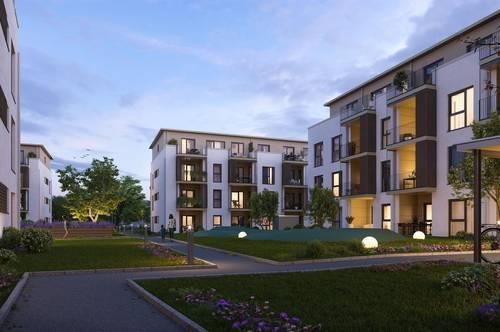 Provisionsfrei! Sonnige 3-Zimmer-Eigentumswohnung (Neubau) im Wohnpark Ober-Grafendorf – urbanes Leben im Grünen