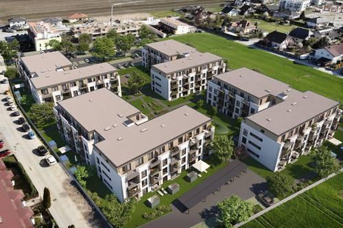 Sonnige 3-Zimmer-Eigentumswohnung (Neubau) im Wohnpark Ober-Grafendorf – urbanes Leben im Grünen