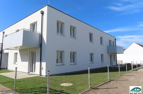 VORSORGEWOHNUNG – moderner NEUBAU - mit perfekter Raumaufteilung in unmittelbarer Nähe zum Bahnhof Tullnerfeld