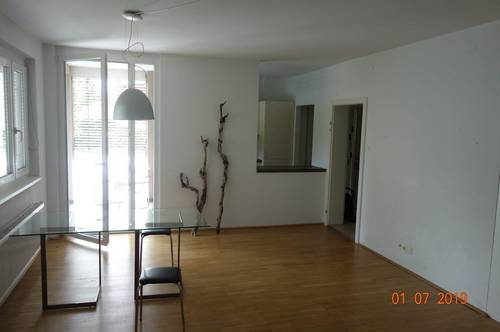 2 Zimmerwohnung mit Süd-Westbalkon in Toplage