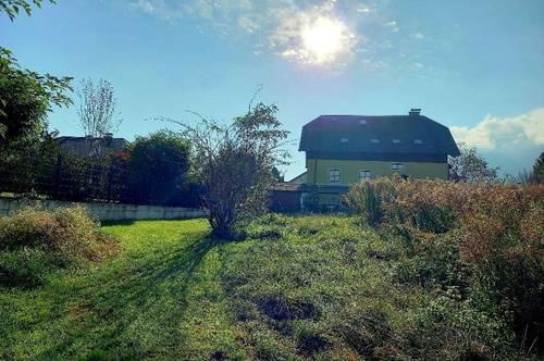 SBG-Leopoldskron/Moos: Für Ihr sicheres Ein- oder Zweifamilienhaus !!! Sonniges Grundstück in idyllischer Lage