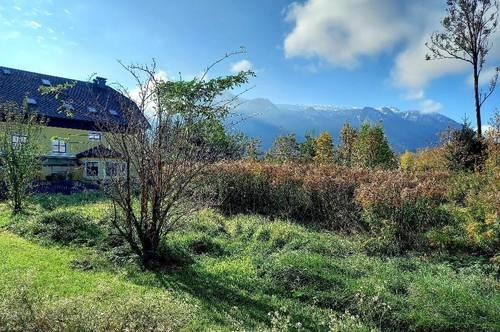 SBG-Leopoldskron/Moos: Sonniges, ebenes und aufgeschlossenes Grundstück in idyllischer Lage