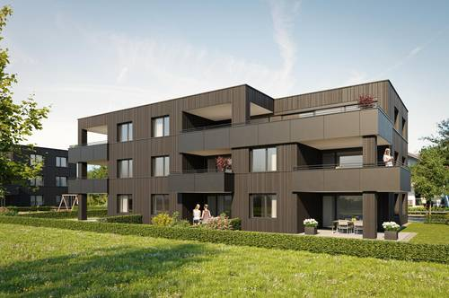 3-Zimmer Terrassenwohnung (Top B06)