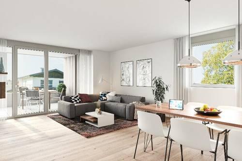 Schöne 4 Zimmer Terrassenwohnung B06.1
