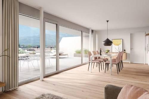 2 Zimmer Dachgeschosswohnung mit großer Terrasse B10