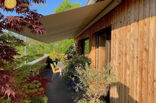 GAISSAU: Traumhaftes Haus mit 2 Wohnungen in ruhiger Lage!