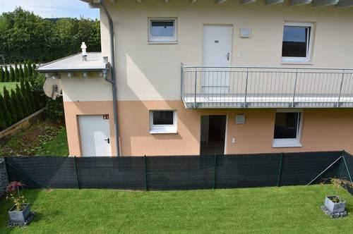 Provisionsfreie Anlegerwohnung mit Terrasse und Garten