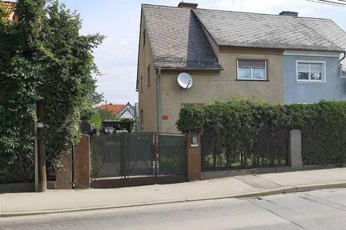 Doppelhaushälfte in Graz Straßgang sucht einen neuen Besitzer!