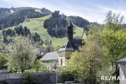 Wohnung im Herzen von Kitzbühel mit Blick auf die Streif