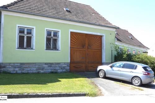 Pferdehaltung möglich! - Uraltes Bauernhaus auf 5250 Quadratmeter Eigengrund