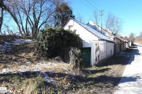 PROVISIONSFREI - Presshaus mit Sitzplatz, Dachgeschoss ausbaubar, Brunnen, Strom